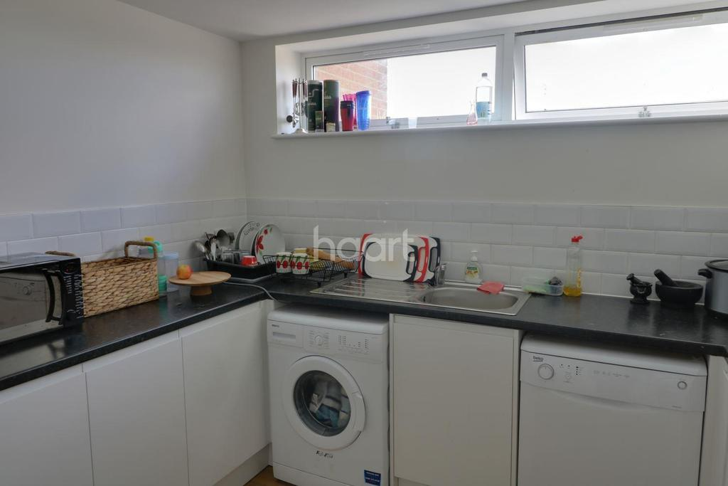 2 Bedrooms Flat for sale in Hatfield Town Centre