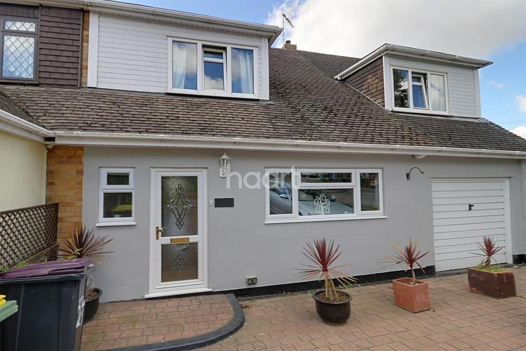 4 Bedrooms Semi Detached House for sale in Beech Avenue, Rayleigh