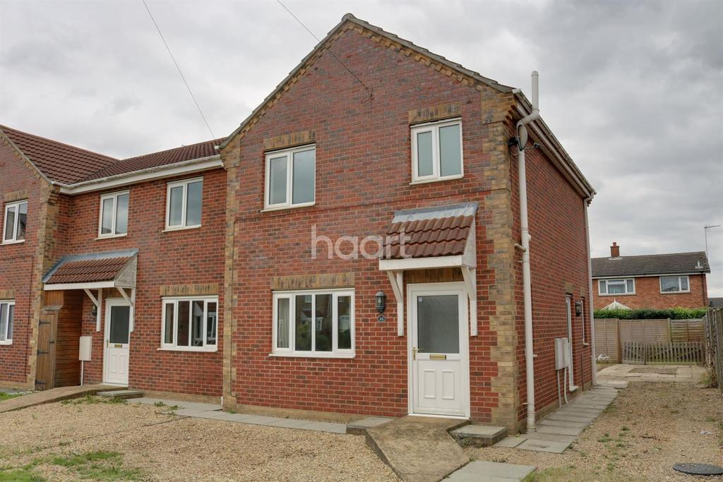 3 Bedrooms Semi Detached House for sale in Richmond Way, Leverington