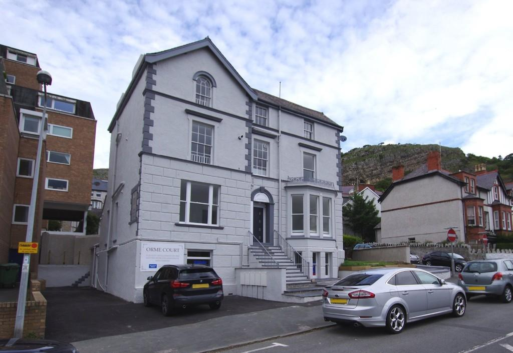 Studio Flat for sale in Abbey Road, Llandudno