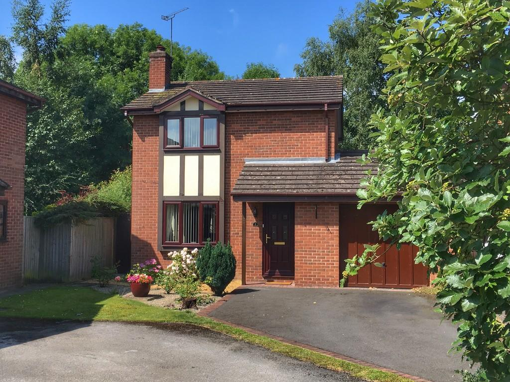 2 Bedrooms Link Detached House for sale in Fairmeadow, Pulford