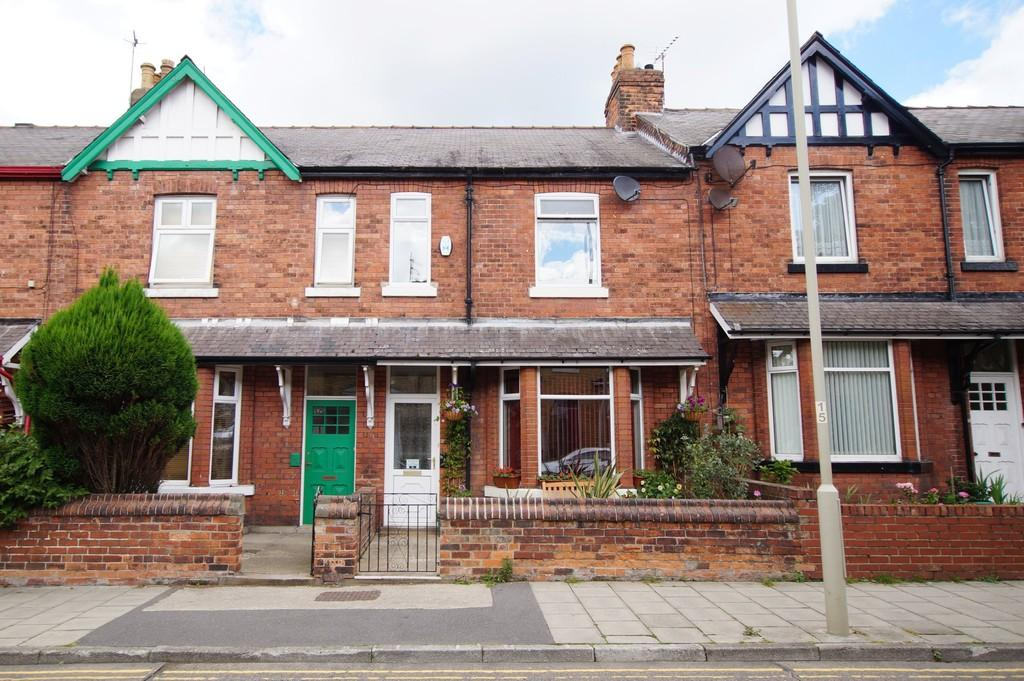 3 Bedrooms Terraced House for sale in Prospect Road, Scarborough