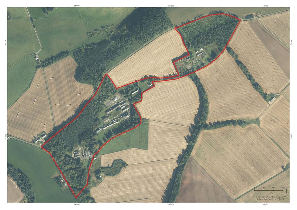 Land Commercial for sale in Finavon House, Noranside, Forfar, Angus, DD8