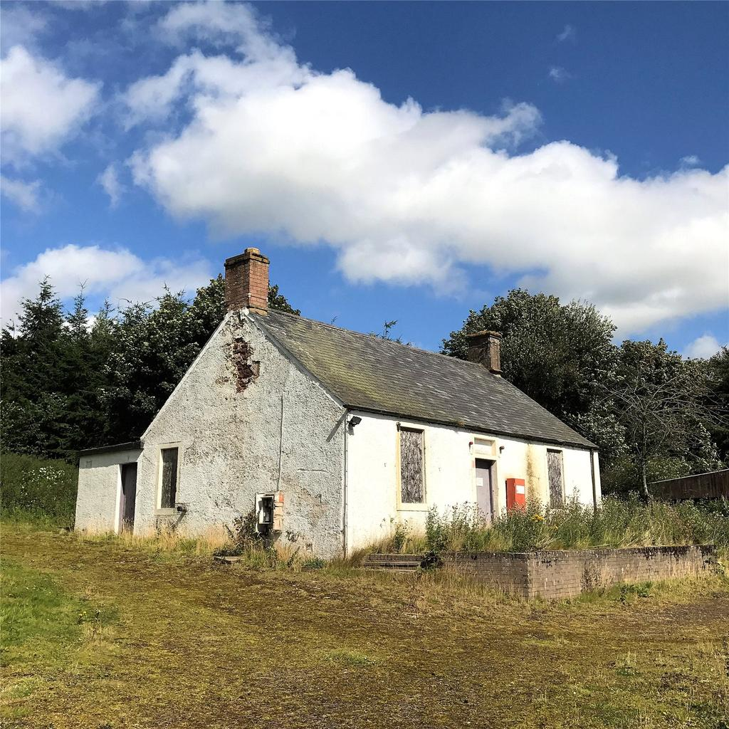 Land Commercial for sale in Gardners Cottage Walled Garden, Noranside, Forfar, Angus, DD8