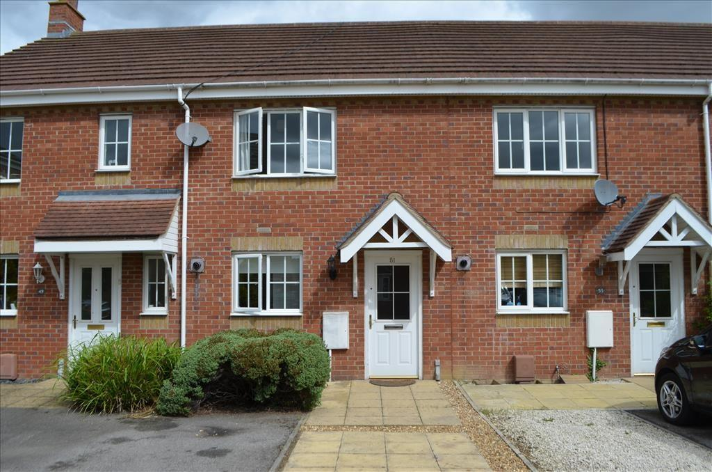 2 Bedrooms Terraced House for sale in Brunel Drive, Biggleswade, SG18
