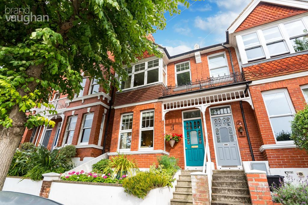 4 Bedrooms Terraced House for sale in Balfour Road, Brighton, BN1