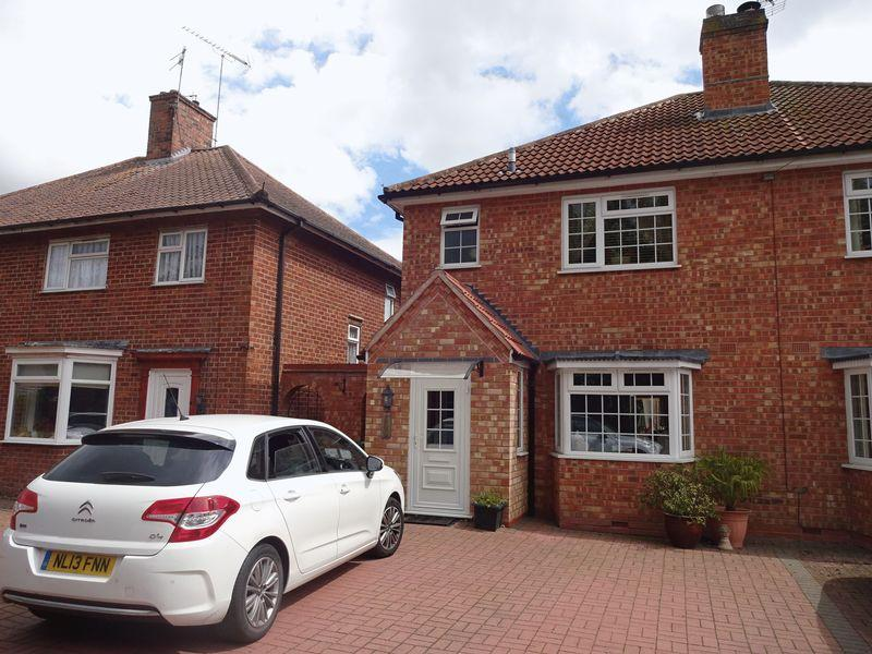 3 Bedrooms Semi Detached House for sale in Lickhill Road North Stourport-on-Severn DY13 8RP