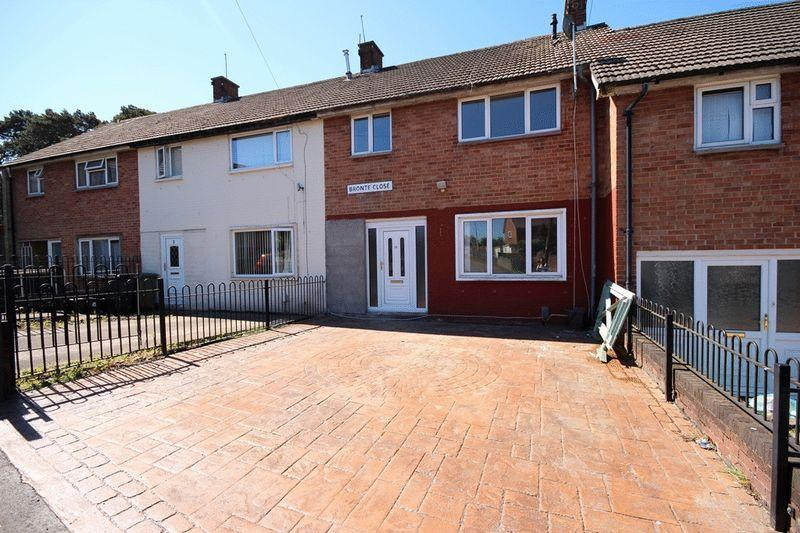 3 Bedrooms Terraced House for sale in Bronte Close, Llanrumney