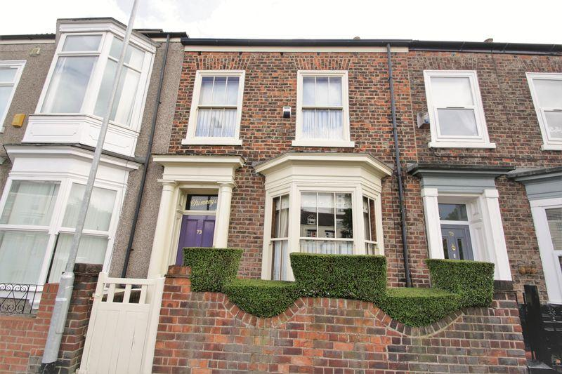 3 Bedrooms Terraced House for sale in Bishopton Lane, Stockton, TS18 1PU