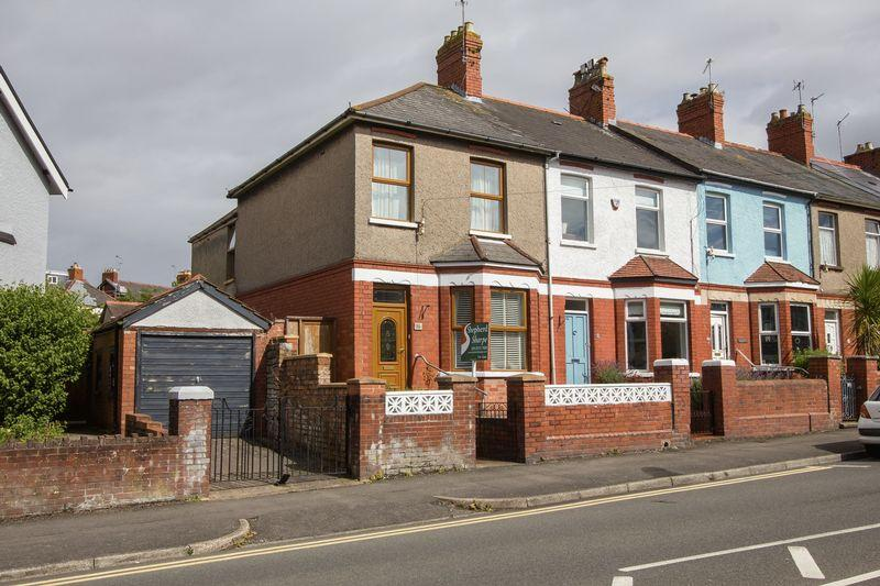 3 Bedrooms Terraced House for sale in Redlands Road, Penarth