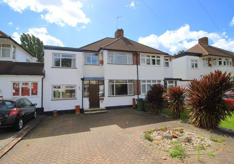 4 Bedrooms Semi Detached House for sale in Domonic Drive, New Eltham, SE9 3LQ