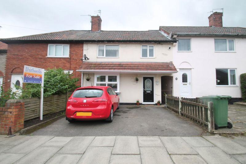 3 Bedrooms Terraced House for sale in Cotswold Crescent, Billingham