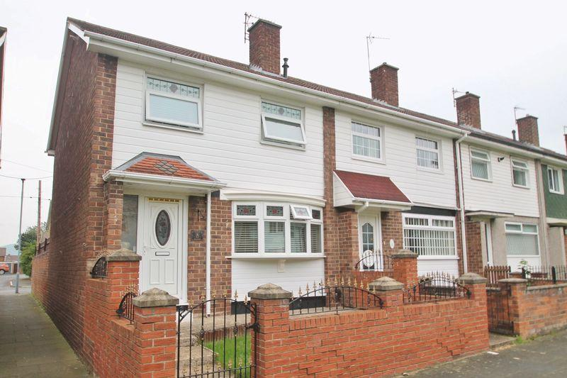 3 Bedrooms Semi Detached House for sale in Kirkstall Avenue, Middlesbrough