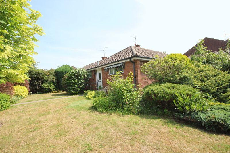 2 Bedrooms Semi Detached Bungalow for sale in Daylesford Close, Benhall, Cheltenham
