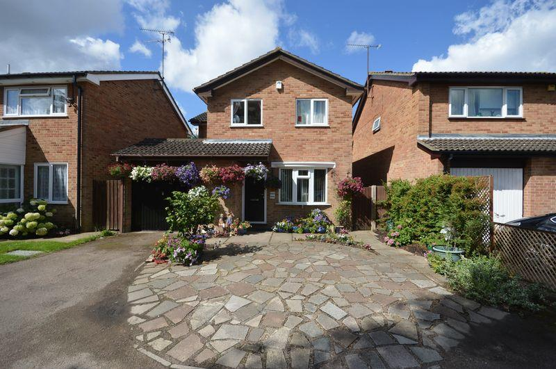 4 Bedrooms Detached House for sale in Arbour Close, Luton