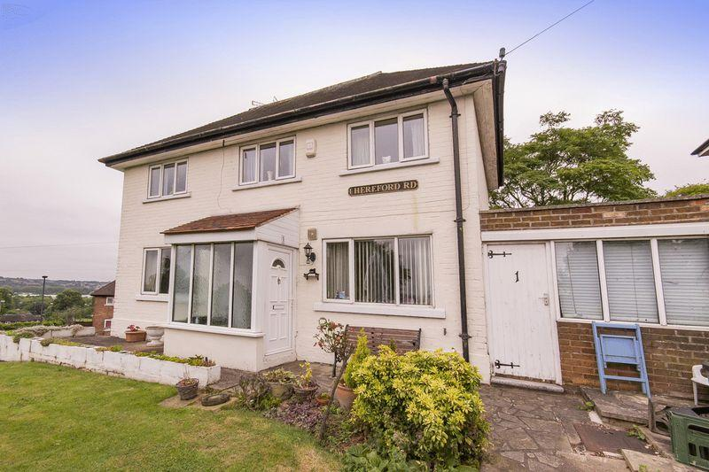 3 Bedrooms Semi Detached House for sale in HEREFORD ROAD, CHADDESDEN