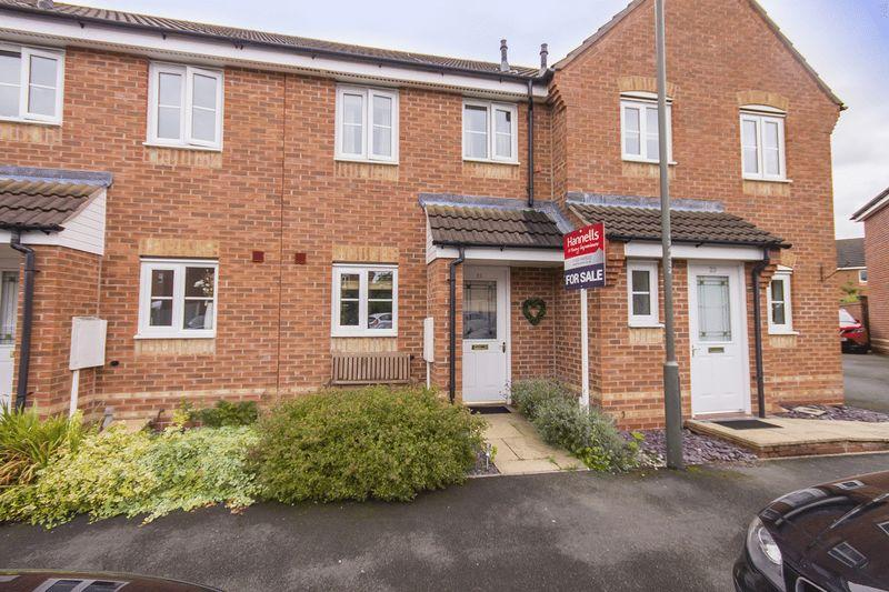 2 Bedrooms Terraced House for sale in SHERBOURNE DRIVE, HILTON