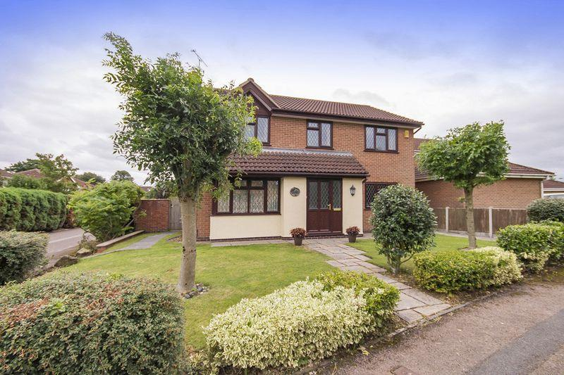 4 Bedrooms Detached House for sale in MUIRFIELD DRIVE, MICKLEOVER
