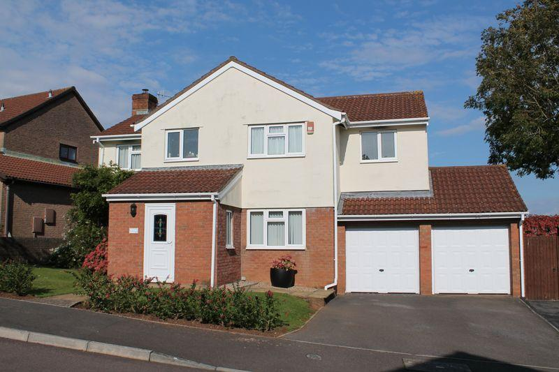 4 Bedrooms Detached House for sale in The Downs, Portishead