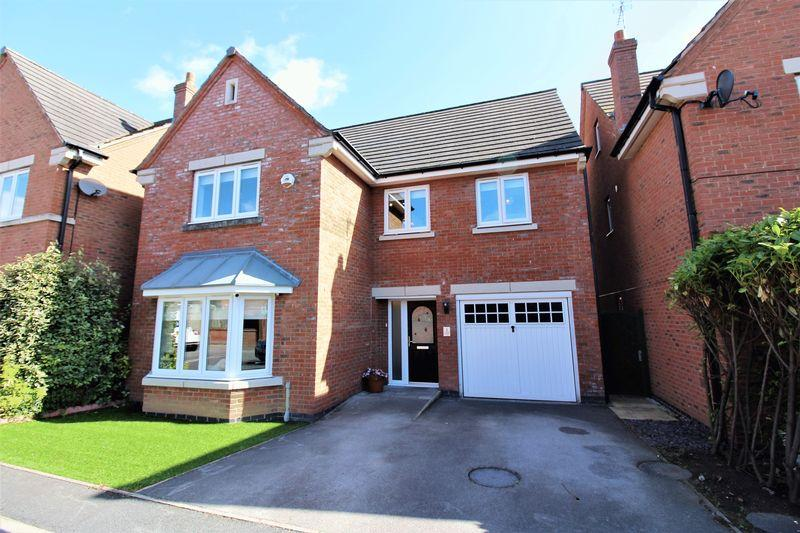 4 Bedrooms Detached House for sale in Thingwall Grange, Wirral
