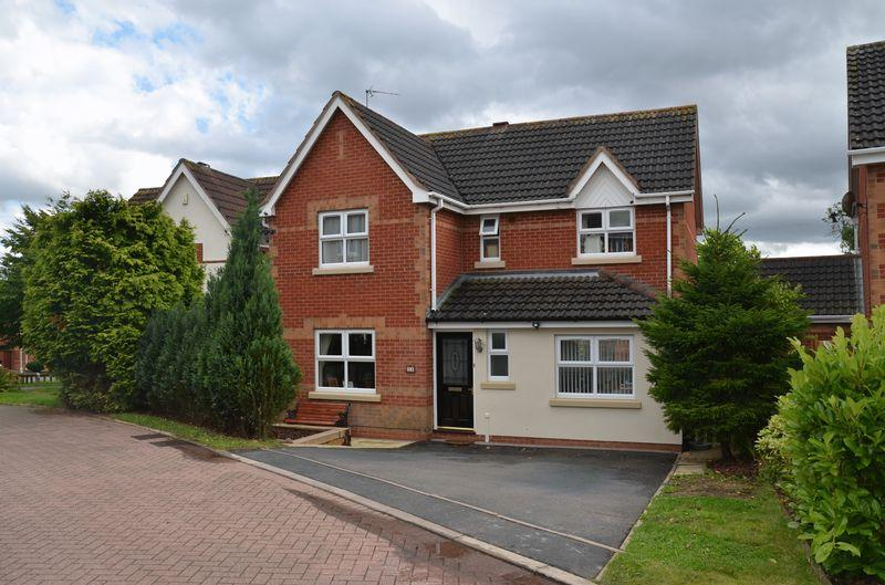 4 Bedrooms Detached House for sale in Howe Road, Whitwick