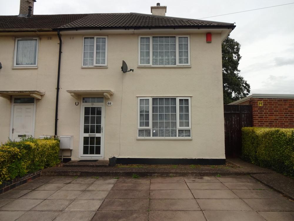 3 Bedrooms End Of Terrace House for sale in Hextall Road, Leicester, Leicestershire