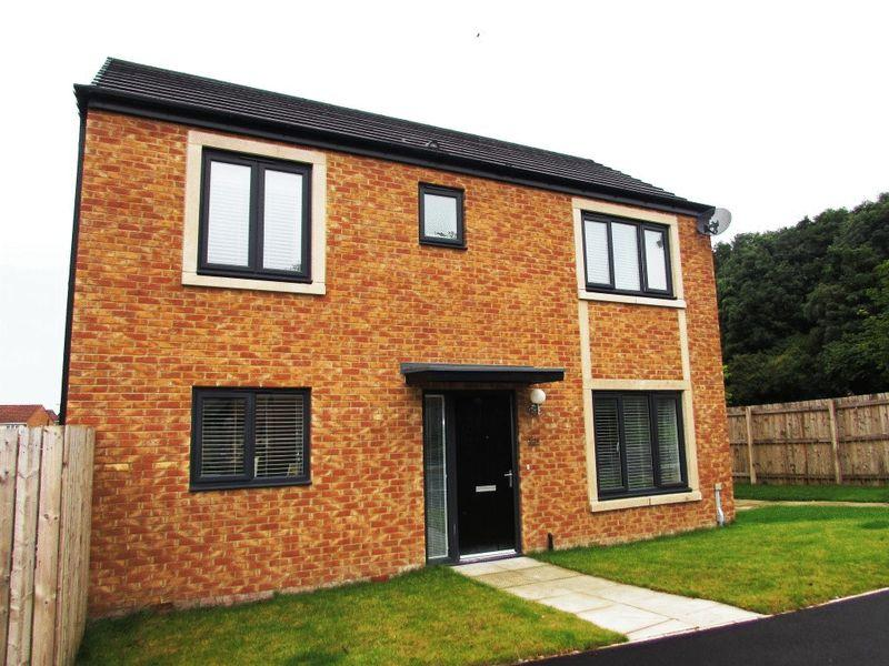 3 Bedrooms Detached House for sale in The Meadows, Wallsend - Detached Three Bedroom House