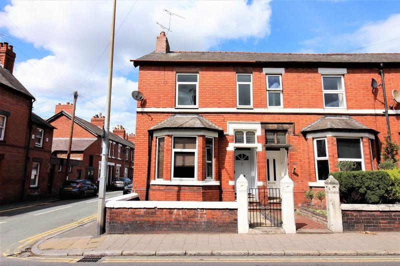4 Bedrooms End Of Terrace House for sale in Tarvin Road, Boughton, Chester