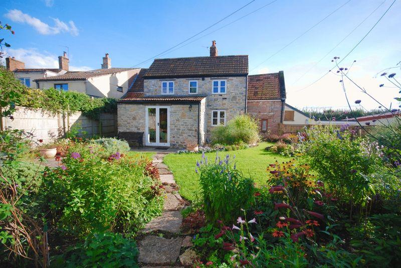 3 Bedrooms Terraced House for sale in Coxley, Wells