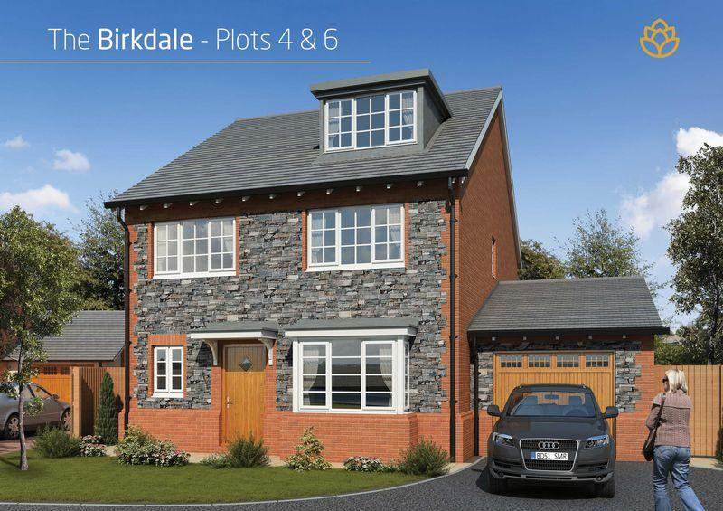 5 Bedrooms Detached House for sale in Plot 6 Birkdale, Barley Fields, Lea Lane, Preston *** HELP TO BUY PRICE-332,000 ***