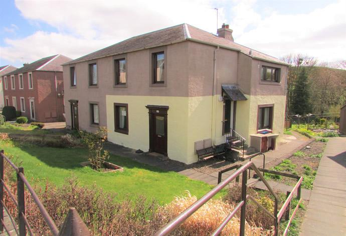 1 Bedroom Flat for sale in 46 Ramsay Road, Hawick, TD9 0DW