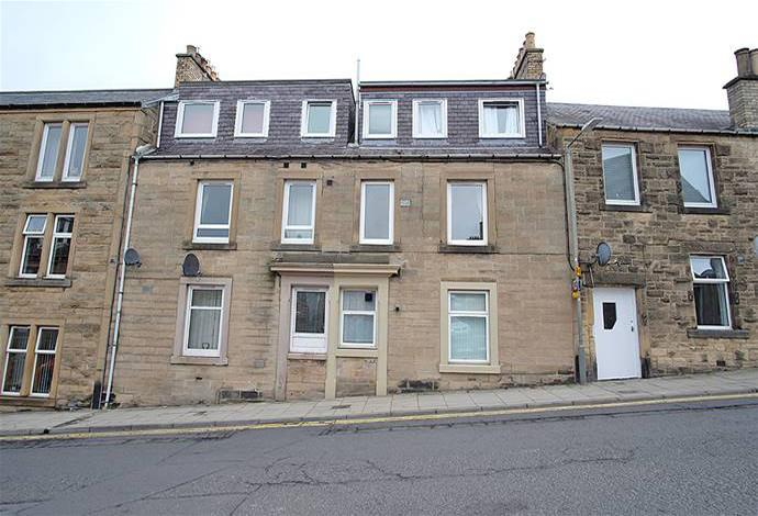 1 Bedroom Flat for sale in 23/1 Beaconsfield Terrace, Hawick, TD9 0HT