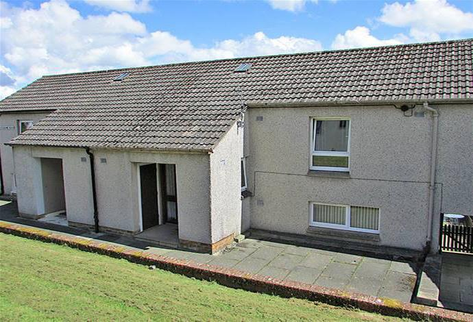 3 Bedrooms Terraced House for sale in 91 Rosebank Road, Hawick, TD9 0DQ