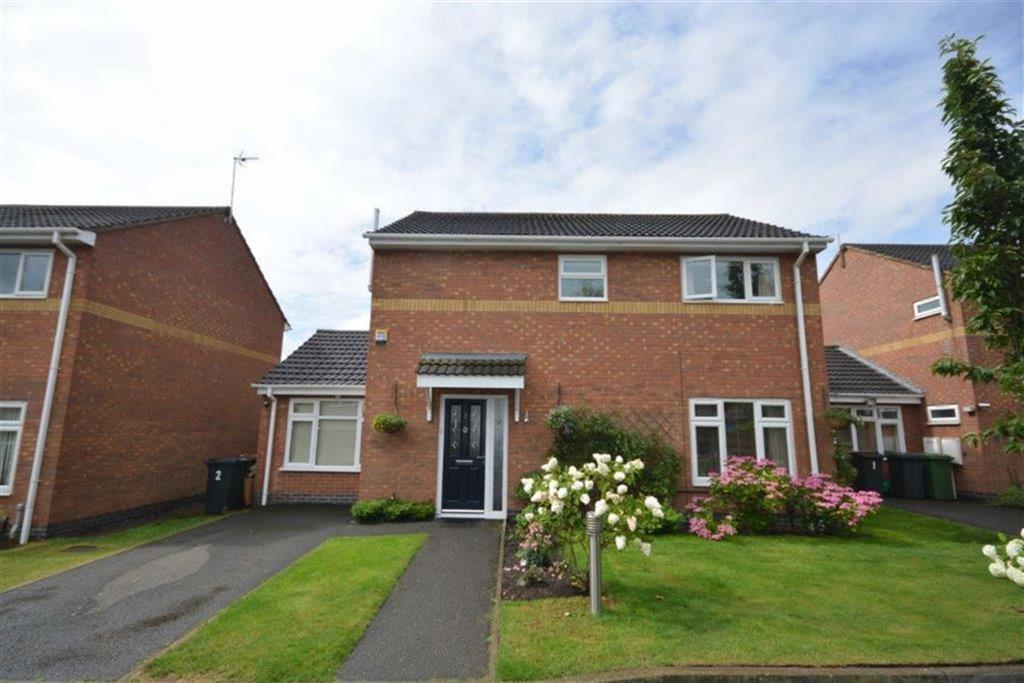4 Bedrooms Detached House for sale in Breach Brook View, Bedworth, Warwickshire