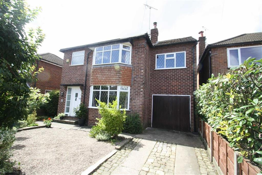 4 Bedrooms Detached House for sale in Buckingham Road, Wilmslow