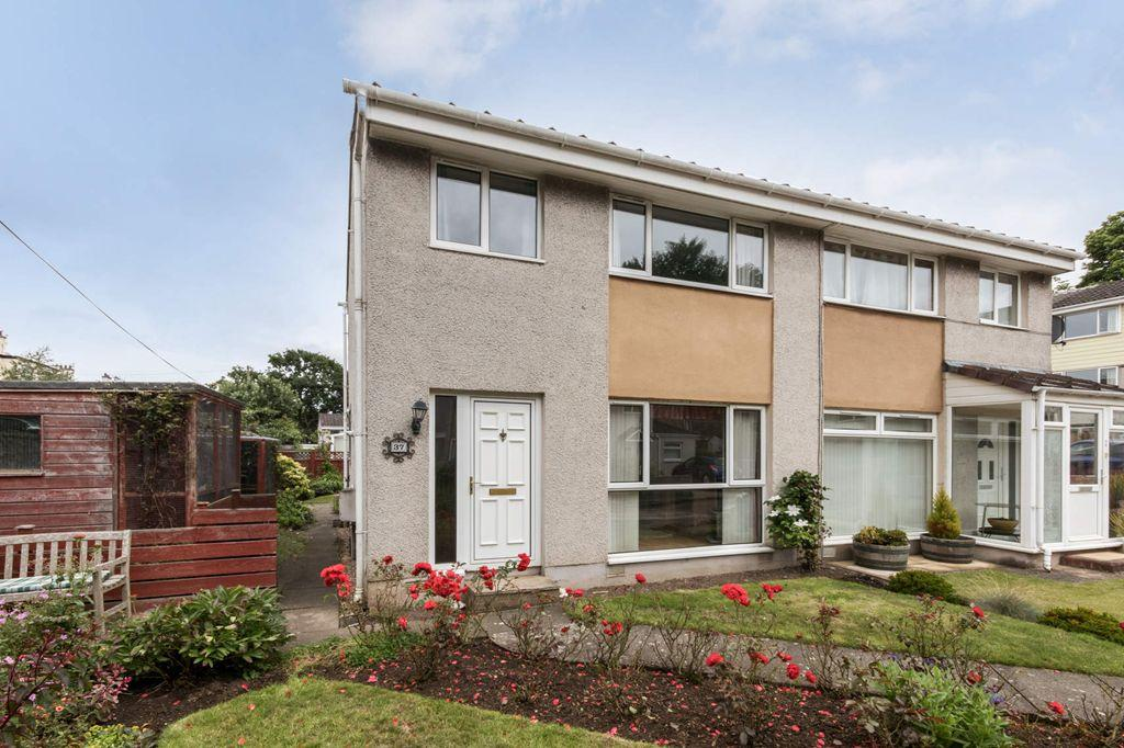3 Bedrooms Semi Detached House for sale in 37 Craiglockhart Terrace, Craiglockhart, EH14 1AJ