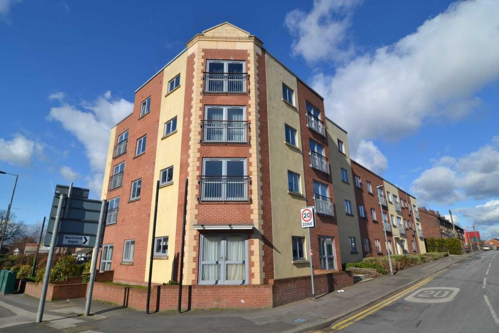1 Bedroom Flat for sale in White Cross Court, Newton Le Willows