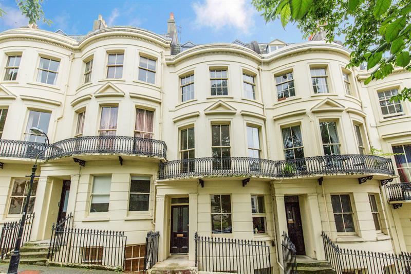 1 Bedroom Flat for sale in Powis Square, Brighton
