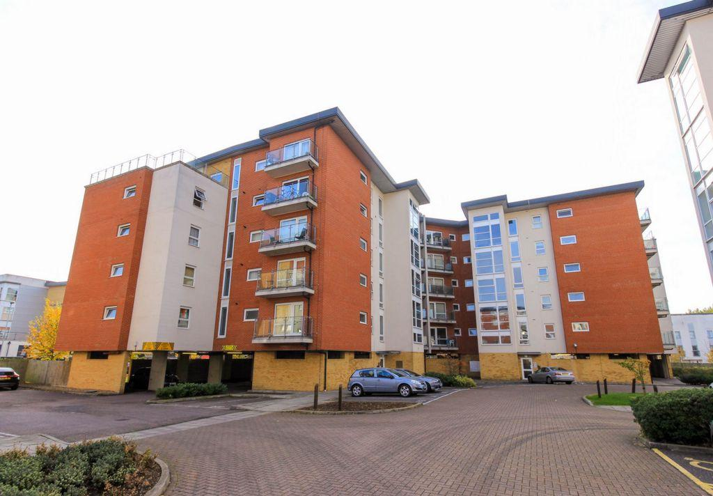 2 Bedrooms Apartment Flat for sale in Clarkson Court, Hatfield, AL10