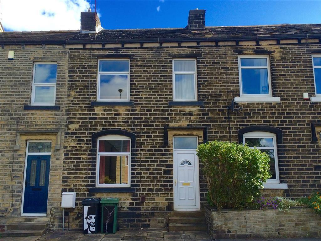 3 Bedrooms Terraced House for sale in Vicarage Road, Longwood, Huddersfield, HD3