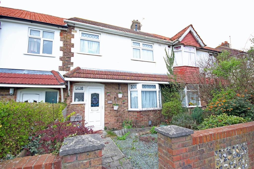 3 Bedrooms Terraced House for sale in Ladies Mile Road, Patcham, Brighton