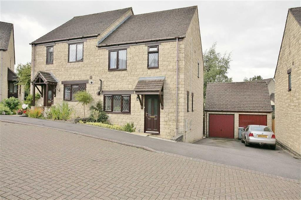 3 Bedrooms Semi Detached House for sale in Insall Road, Chipping Norton, Oxfordshire