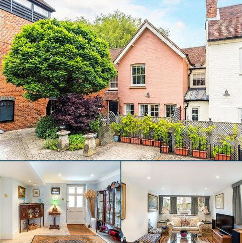2 bedroom terraced house for sale - Popes Hill, Kingsclere, Newbury, Hampshire, RG20