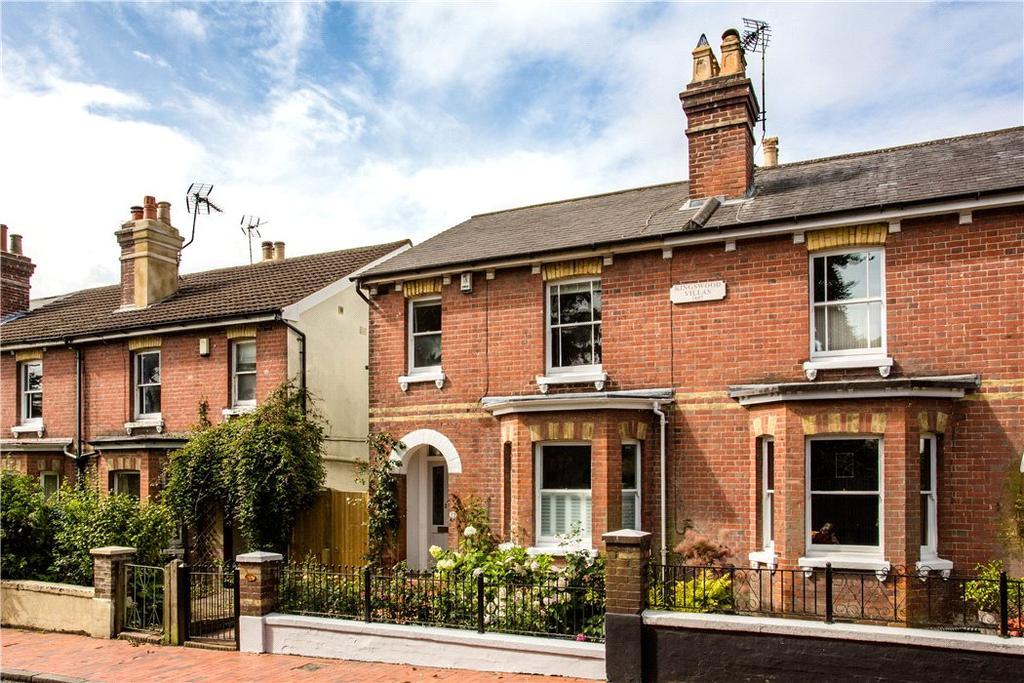 3 Bedrooms Semi Detached House for sale in Bayhall Road, Tunbridge Wells, Kent, TN2