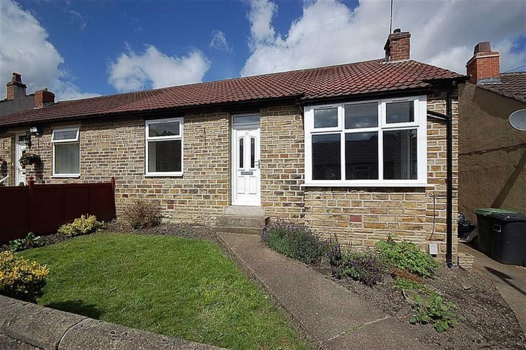 2 Bedrooms Semi Detached Bungalow for sale in Oak Avenue, Dalton, Huddersfield, HD5