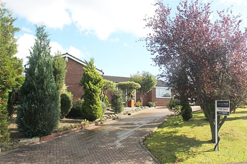 3 Bedrooms Detached Bungalow for sale in The Meadowings, Yarm