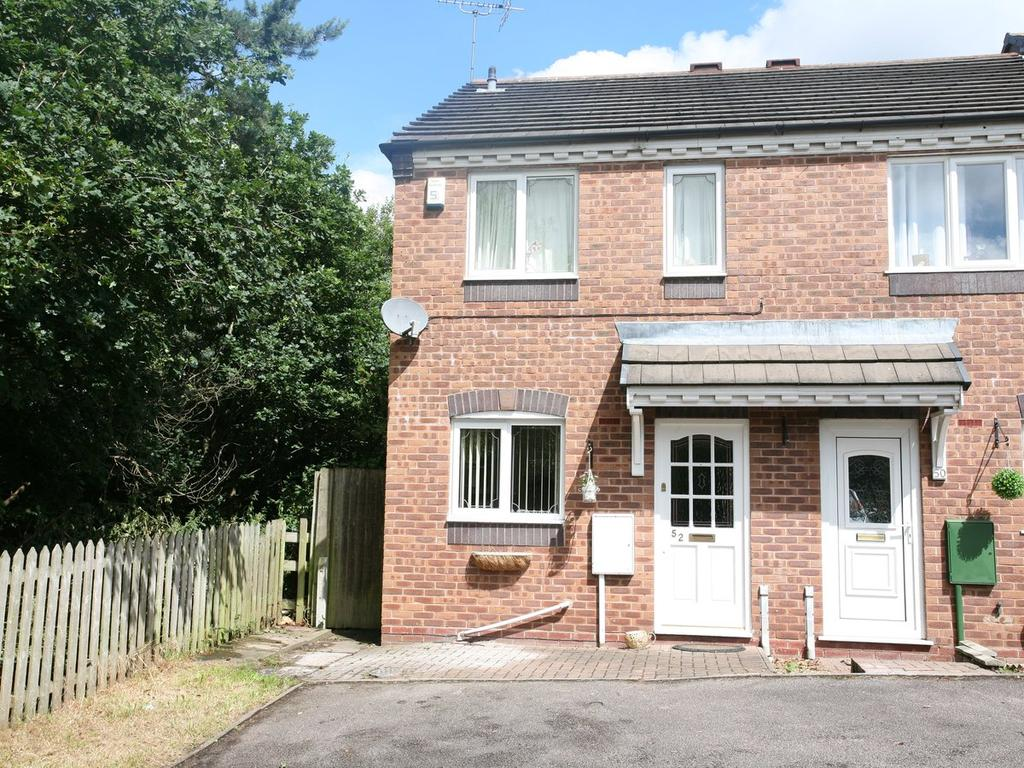 2 Bedrooms Mews House for sale in 52 Mill Crescent, Heath Hayes, Cannock, WS11 7ZF