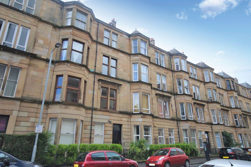 2 Bedrooms Flat for sale in 1/2, 23, Bentinck Street, Kelvingrove, Glasgow, G3 7TS