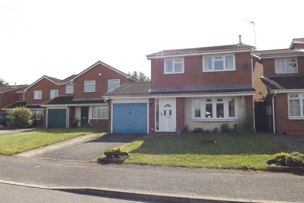 3 Bedrooms Detached House for sale in York Drive, Strelley, Nottingham, NG8