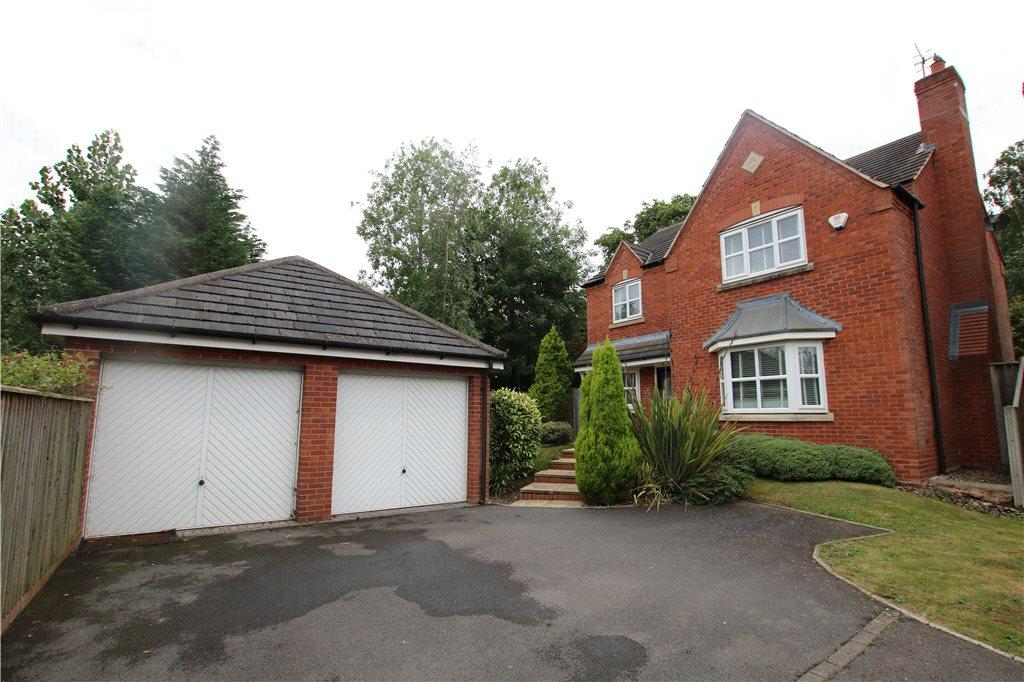 4 Bedrooms Detached House for sale in Winterbourne Close, Redditch, Worcestershire, B98